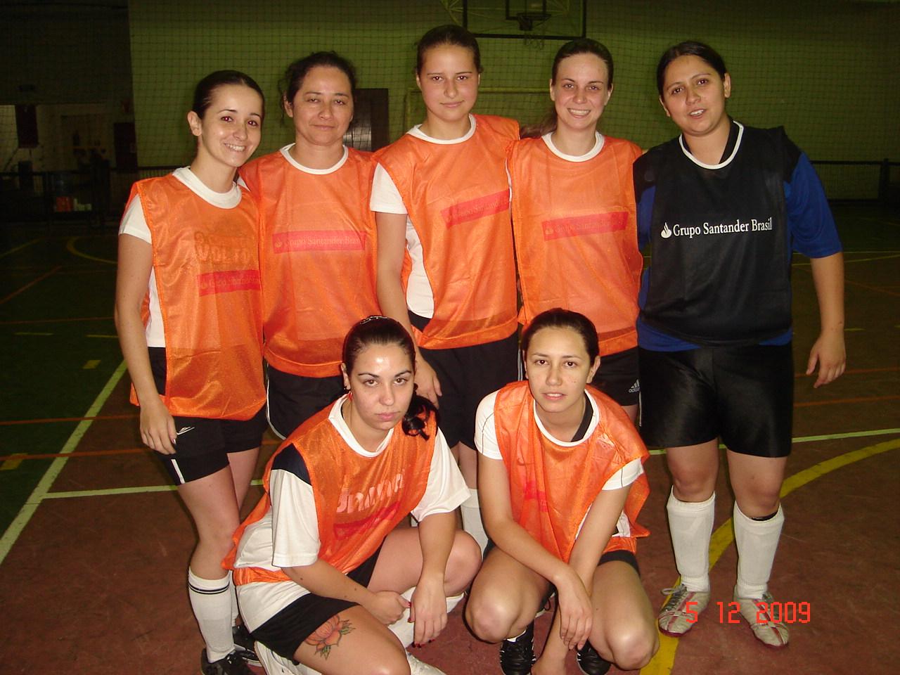 Vice- Campeã Joga Bonito